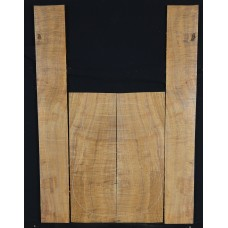 Tasmanian Blackwood (Quilted Flame Figure) Set 2