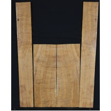 Tasmanian Blackwood (Quilted Flame Figure) Set 3