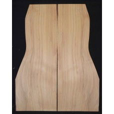 Bunya Soundboard (Banded/Figured) Set 5