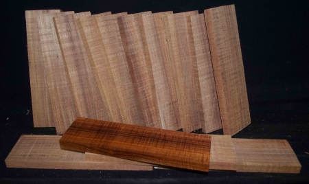 Bridge Blank : Tasmanian Blackwood (Figured)
