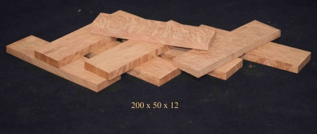 Bridge Blank : Lace Sheoak
