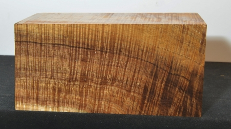 Figured Block  B Tasmanian Blackwood
